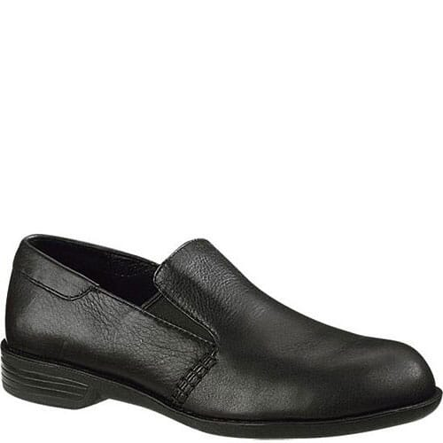 Image for Hytest Women's SD Slip On Safety Shoes - Black from elliottsboots