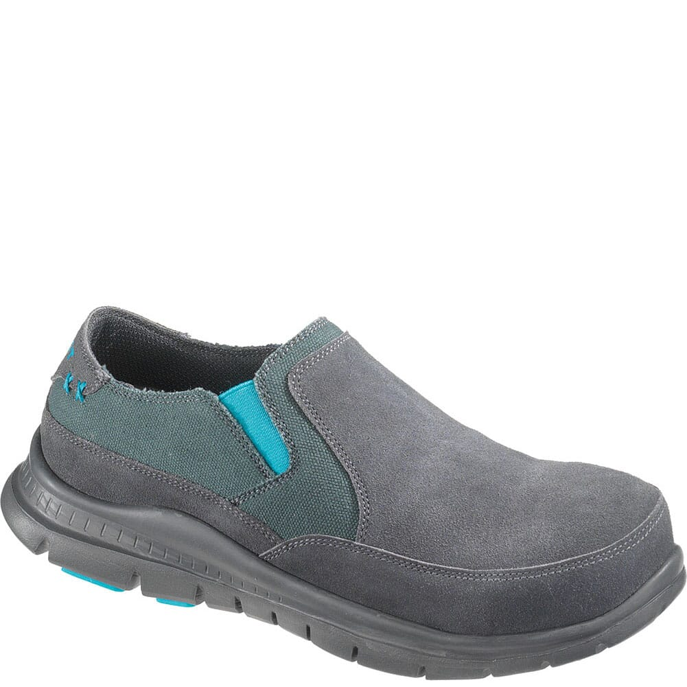 Image for Hytest Women's Blake Safety Shoes - Grey from bootbay