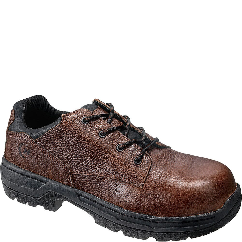 Image for Footrests Men's Stealth Safety Shoes - Brown from bootbay