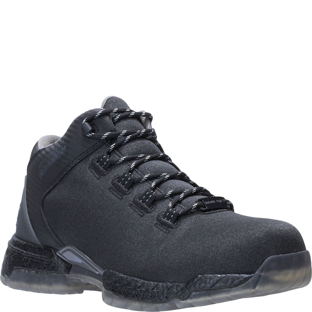 Image for Footrests by Hytest Men's 2.0 Xergy Trainer Safety Shoes - Grey from bootbay