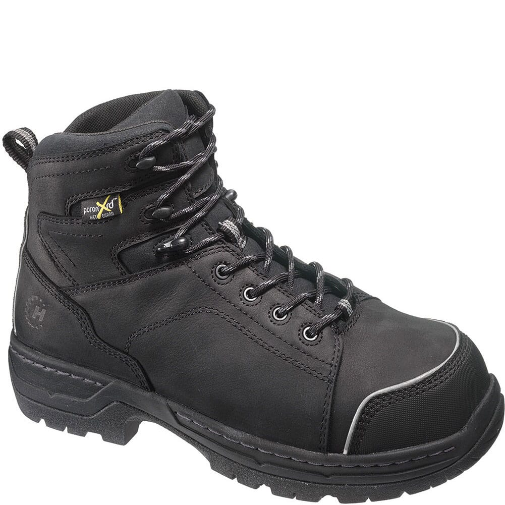 Image for Footrests Men's Stealth XRD Safety Boots - Black from bootbay