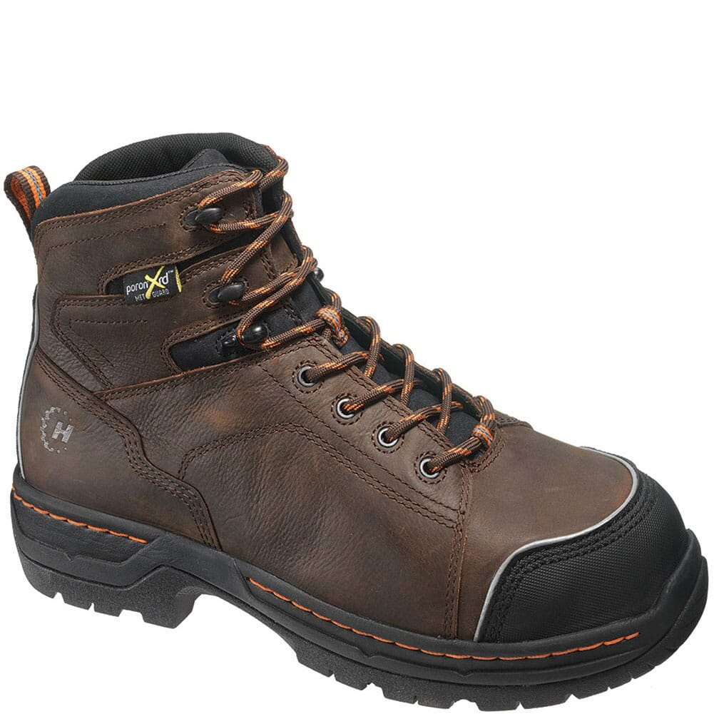 Image for Footrests Men's Stealth XRD Safety Boots - Clay from bootbay