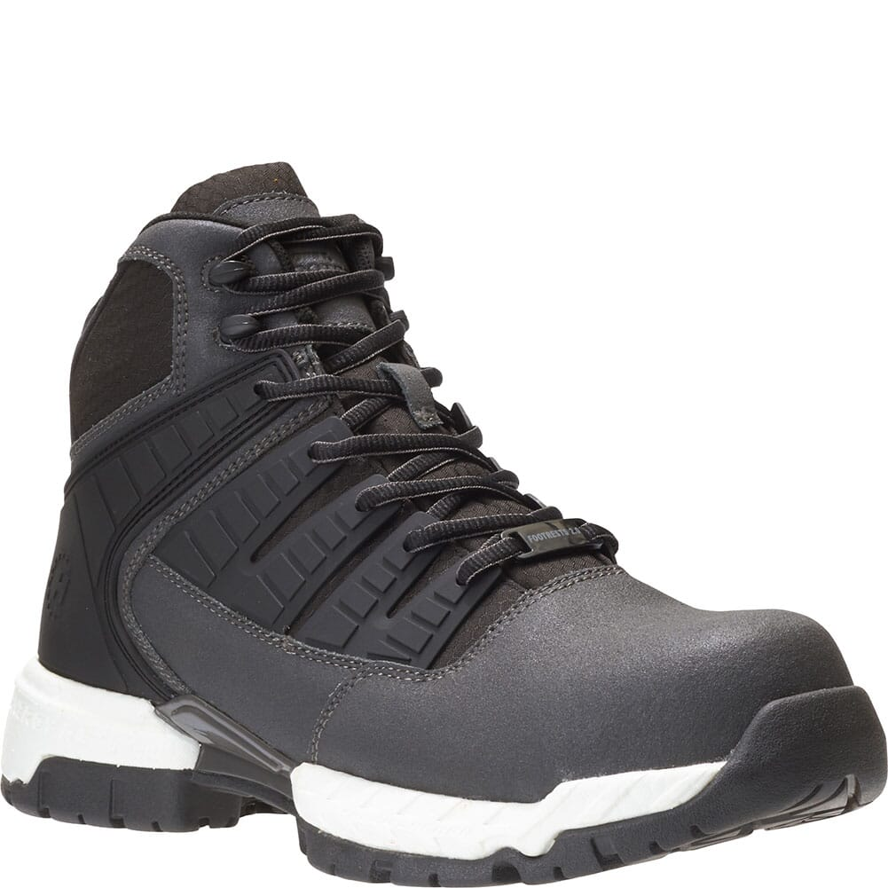 Image for Hytest Men's Footrests 2.0 Tread Safety Boots - Grey from bootbay