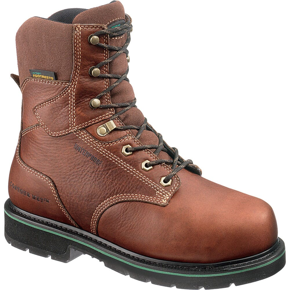 Image for Footrest by Hytest CT EH Safety Boots - Brown from bootbay
