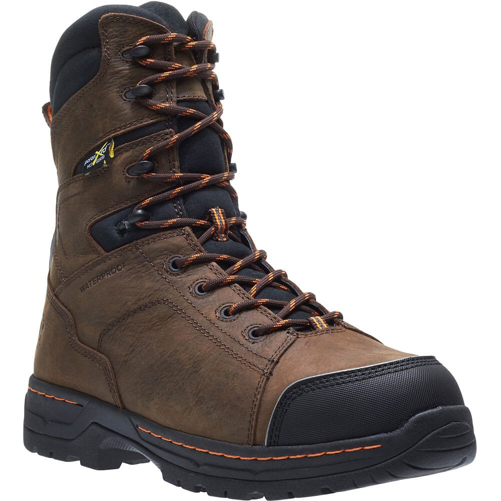 Image for Hytest Men's Footrests XT Safety Boots - Brown from bootbay