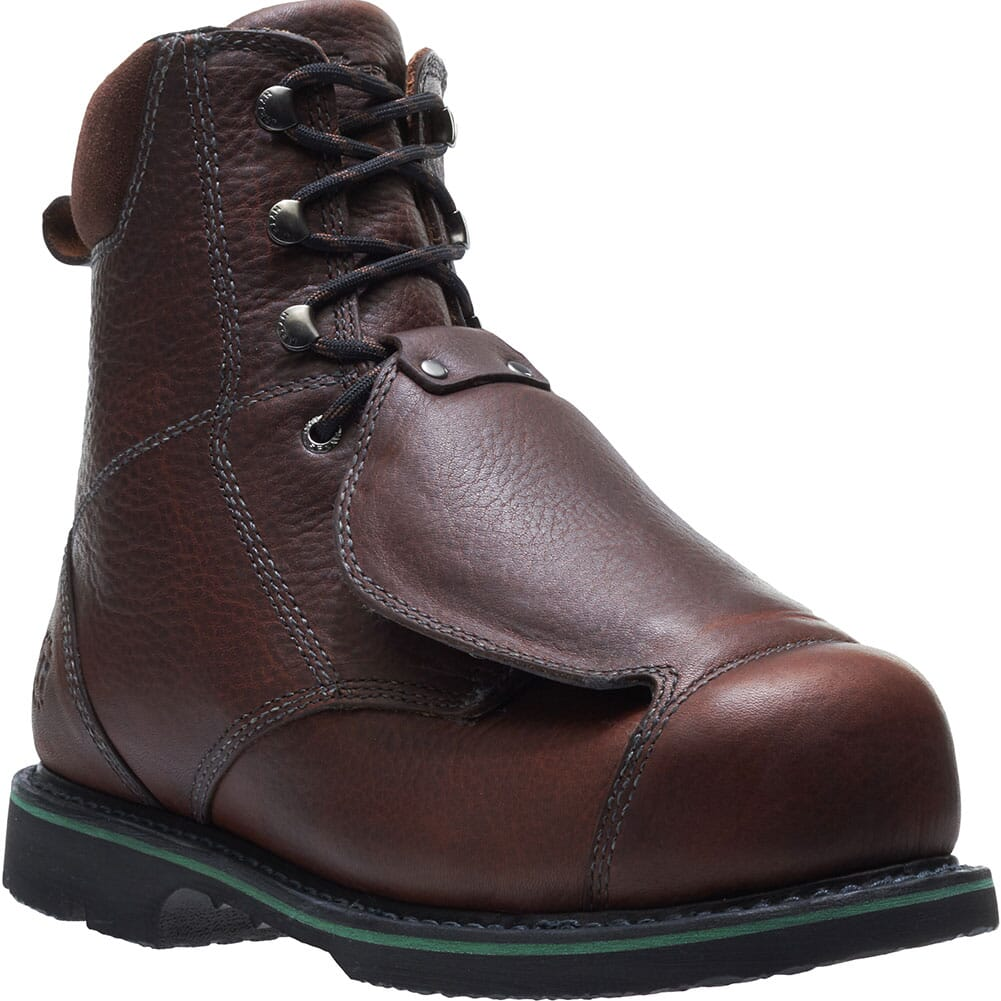 Image for Footrest Men's External Met Guard Safety Boots - Briar from bootbay