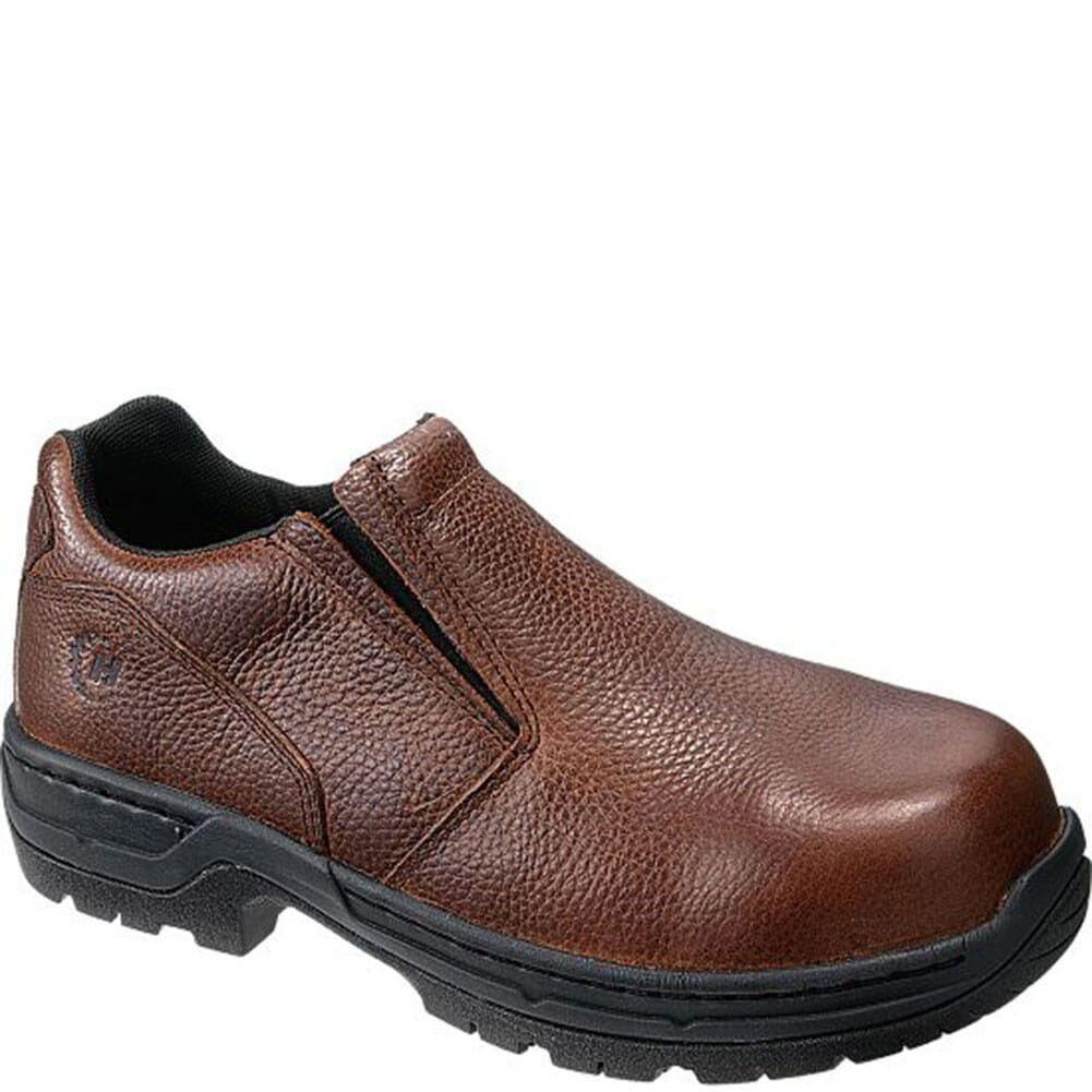 Image for Hytest Women's Stealth Safety Shoes - Brown from elliottsboots
