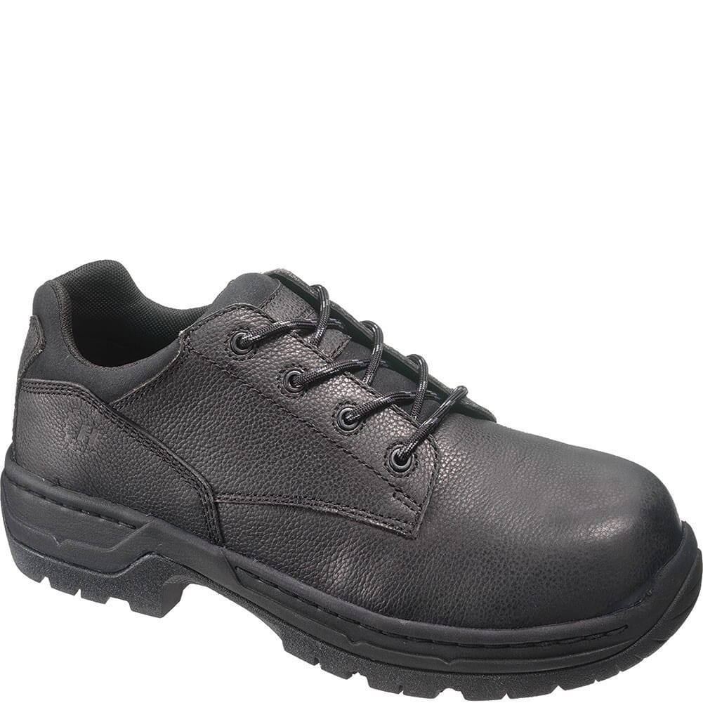 Image for Footrests Women's Stealth Safety Shoes - Black from elliottsboots