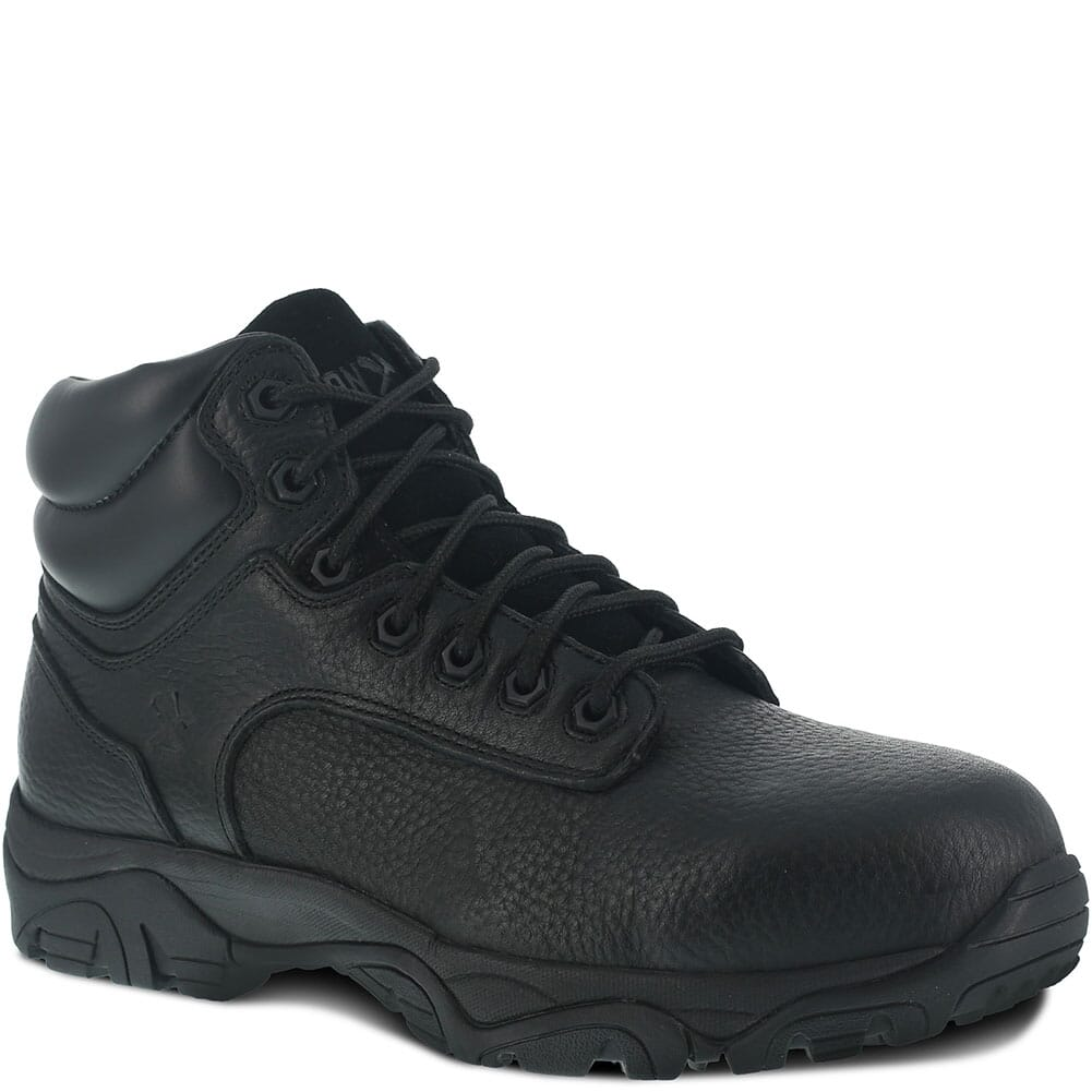 Image for Iron Age Men's EH Safety Boots - Black from bootbay
