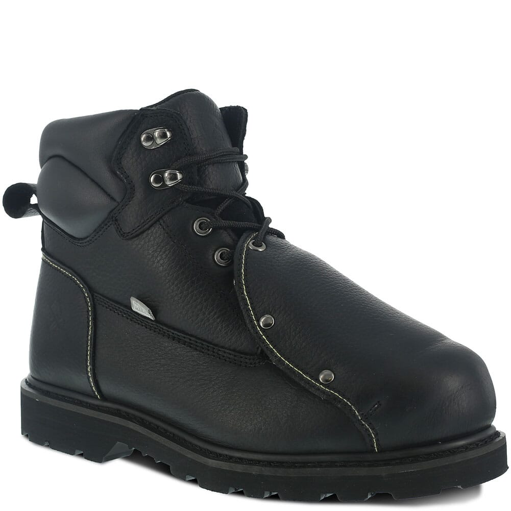 Image for Iron Age Men's Met Guard Safety Boots - Black from bootbay