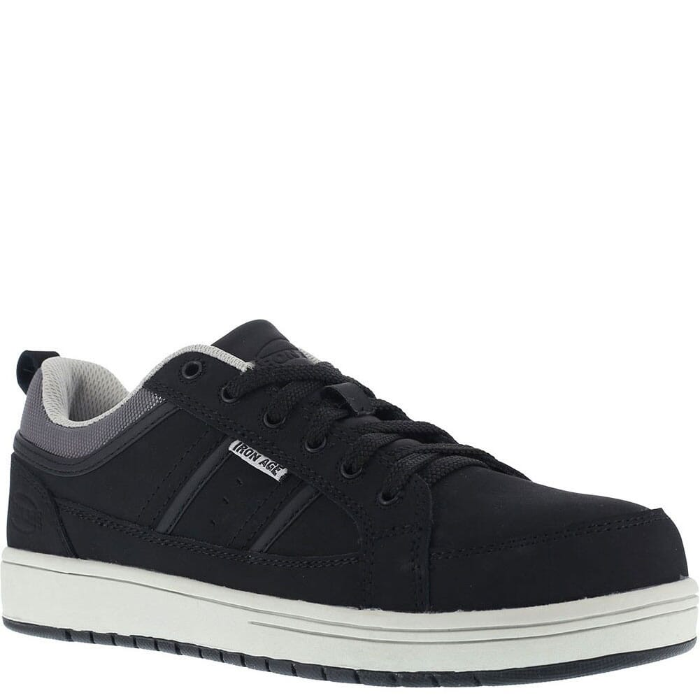 Image for Iron Age Men's Board Rage Safety Shoes - Black from bootbay