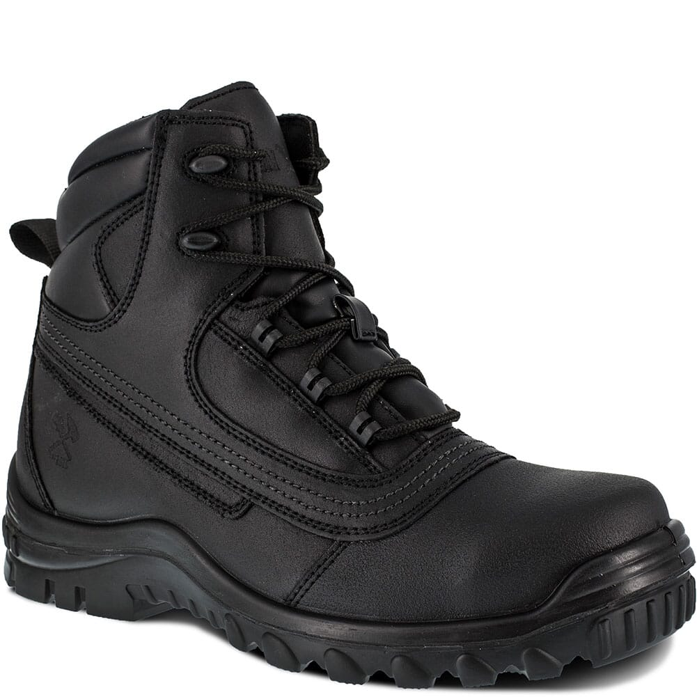 Image for Iron Age Men's BackStop Safety Boots - Black from bootbay