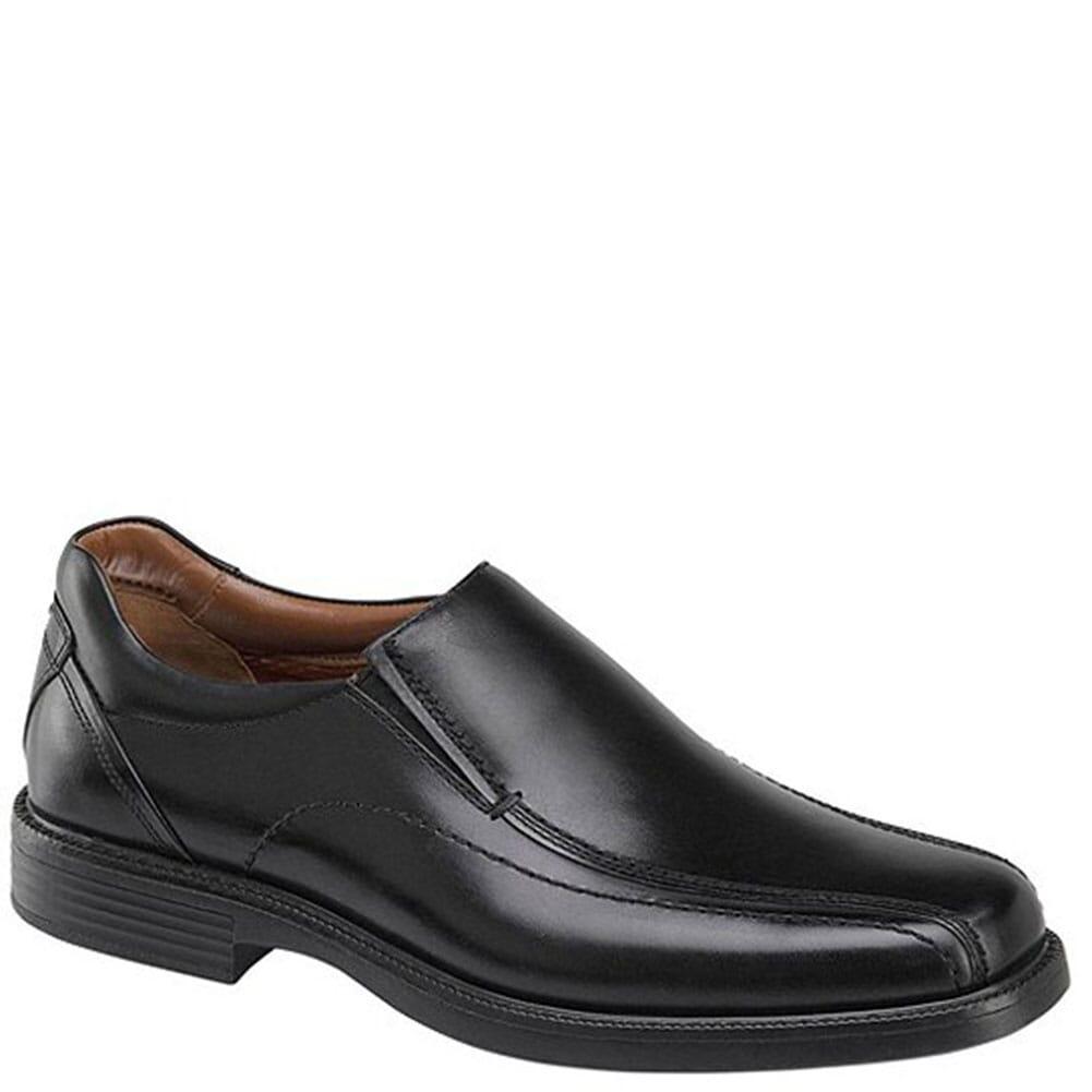 Image for Johnston & Murphy Men's XC4 Stanton Dress Shoes - Black from bootbay