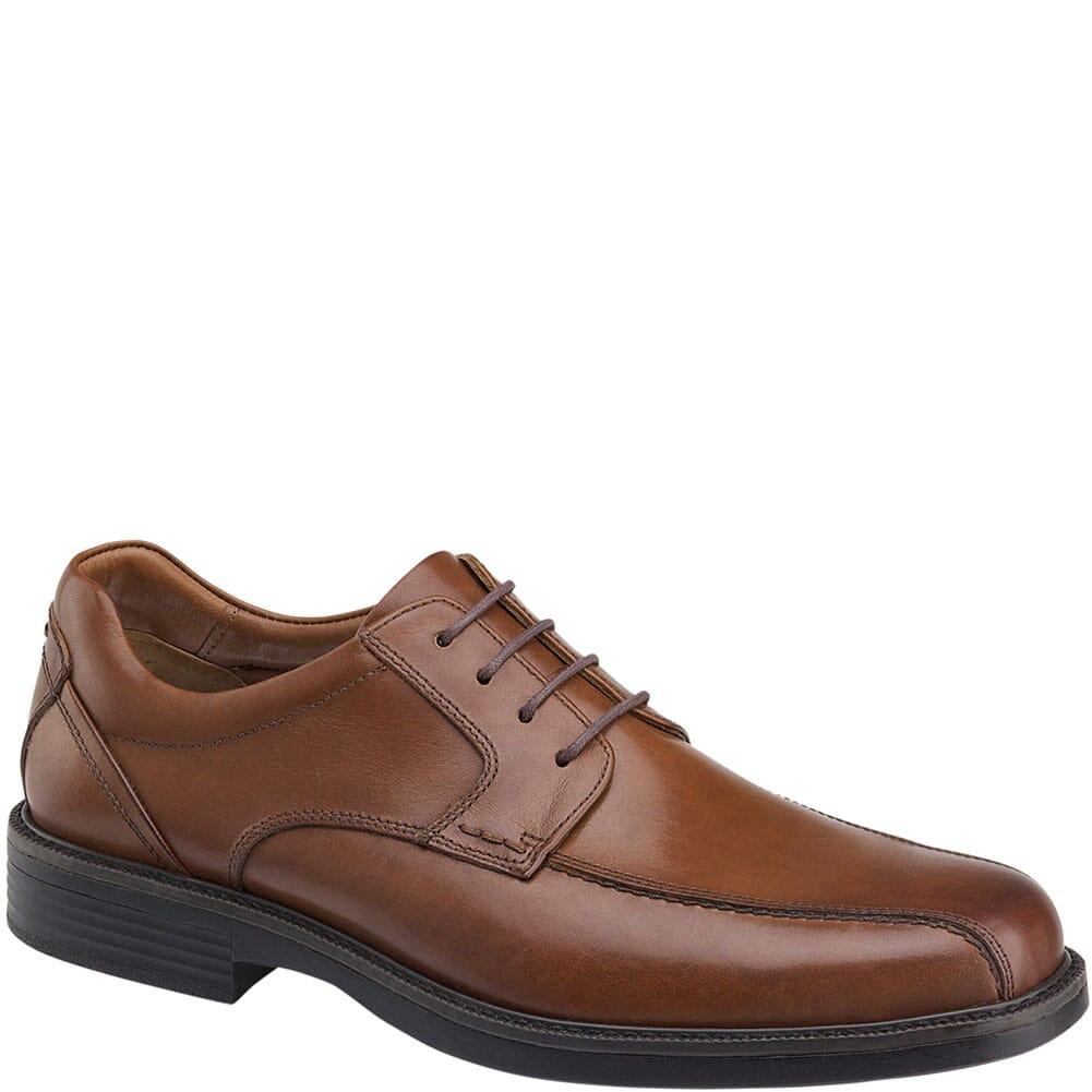 Image for Johnston & Murphy Men's Stanton Dress Shoes - Dark Cherry from bootbay