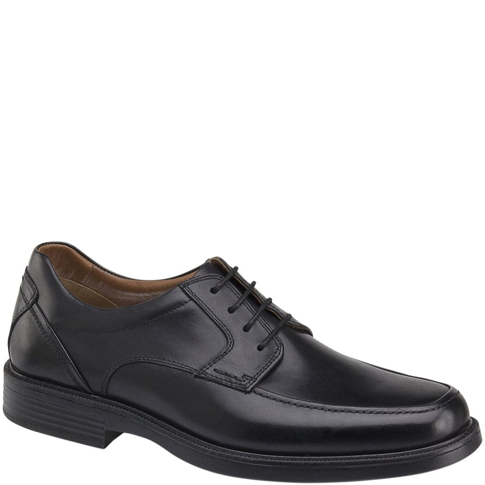 Image for Johnston & Murphy Men's XC4 Stanton Lace Dress Shoes - Black from bootbay