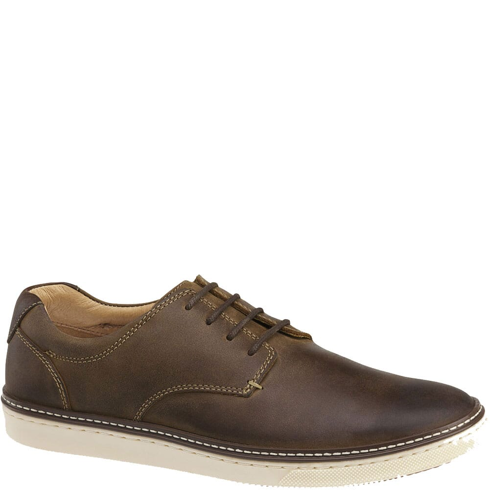 Image for Johnston & Murphy Men's McGuffey Casual Shoes - Tan from bootbay