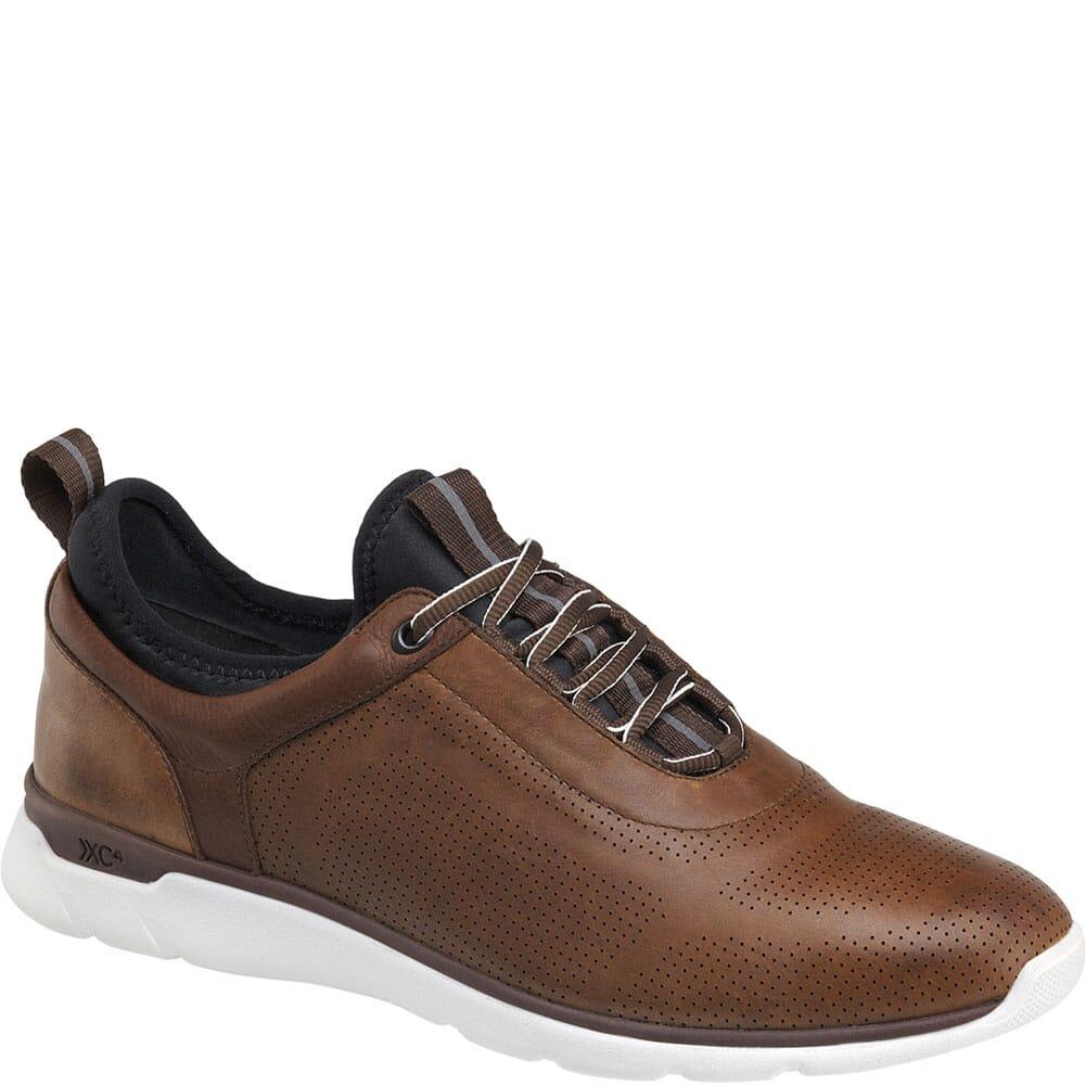 Image for Johnston & Murphy Men's XC4 Prentiss Dress Shoes - Mahogany from bootbay