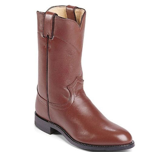 Image for Justin Men's Classic Western Ropers -Tan from bootbay