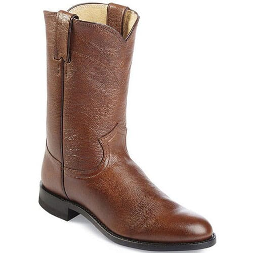Image for Men's J11 Classic Western Justin Ropers - Corona Tan from bootbay