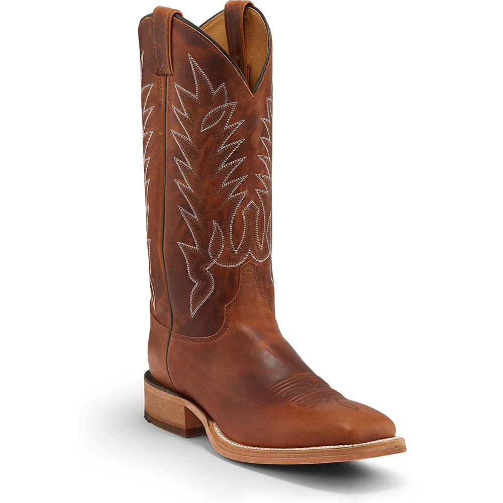 Image for Justin Men's Navigator Western Boots - Brentwood from bootbay