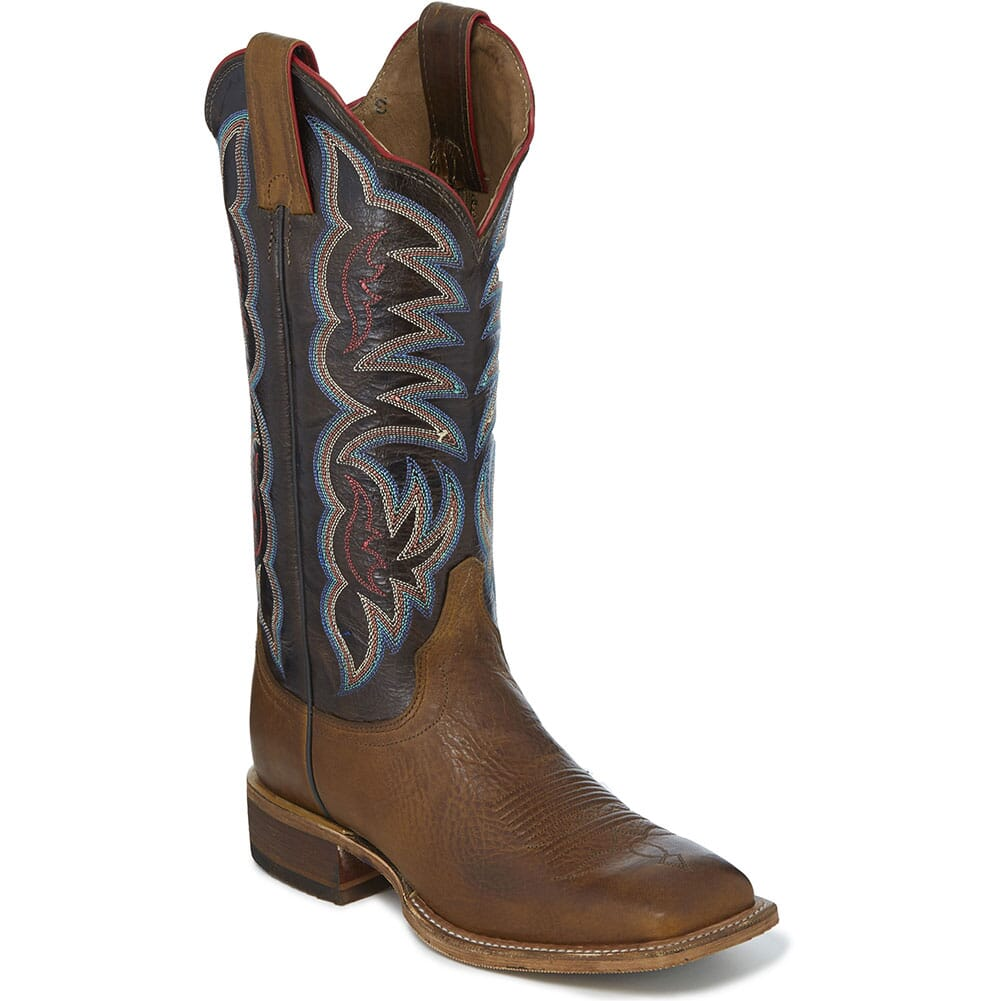 Image for Justin Women's Katia Western Boots - Tan from elliottsboots
