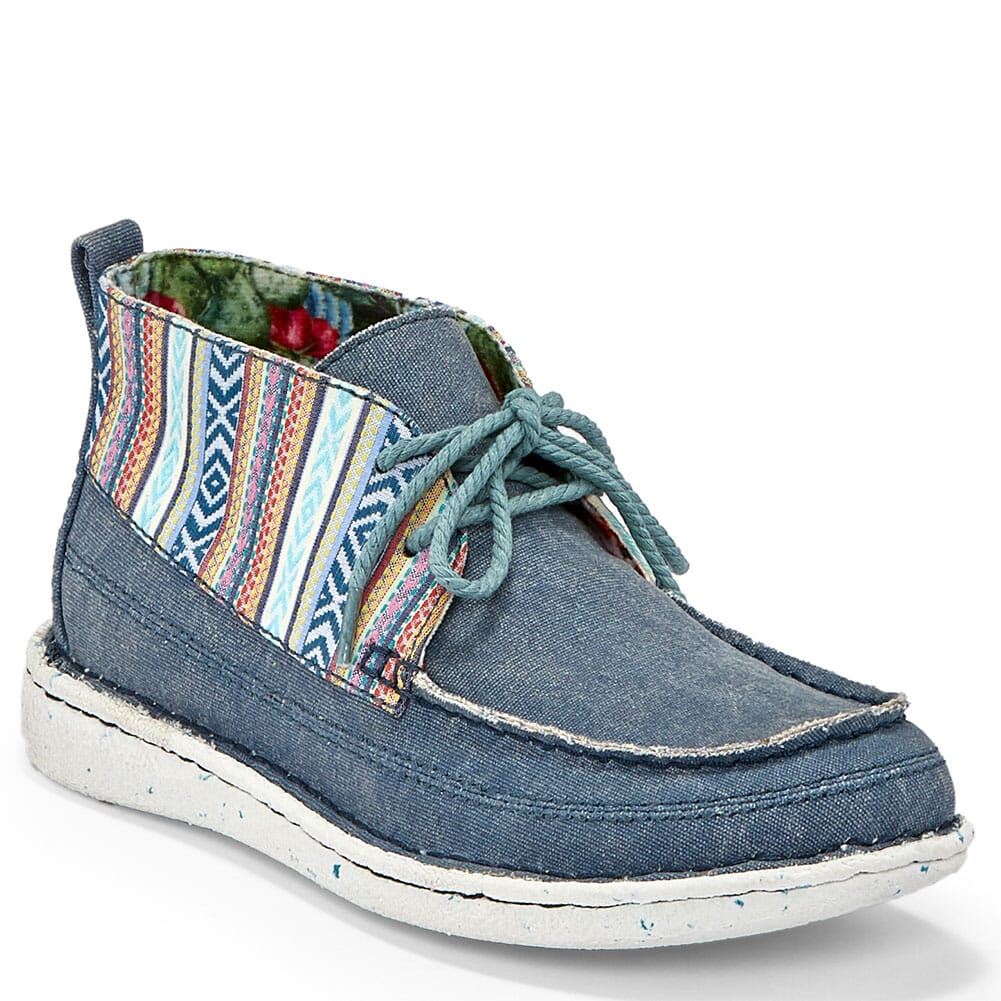 Image for Justin Women's Breezy Casual Shoes - Breezy Denim from bootbay
