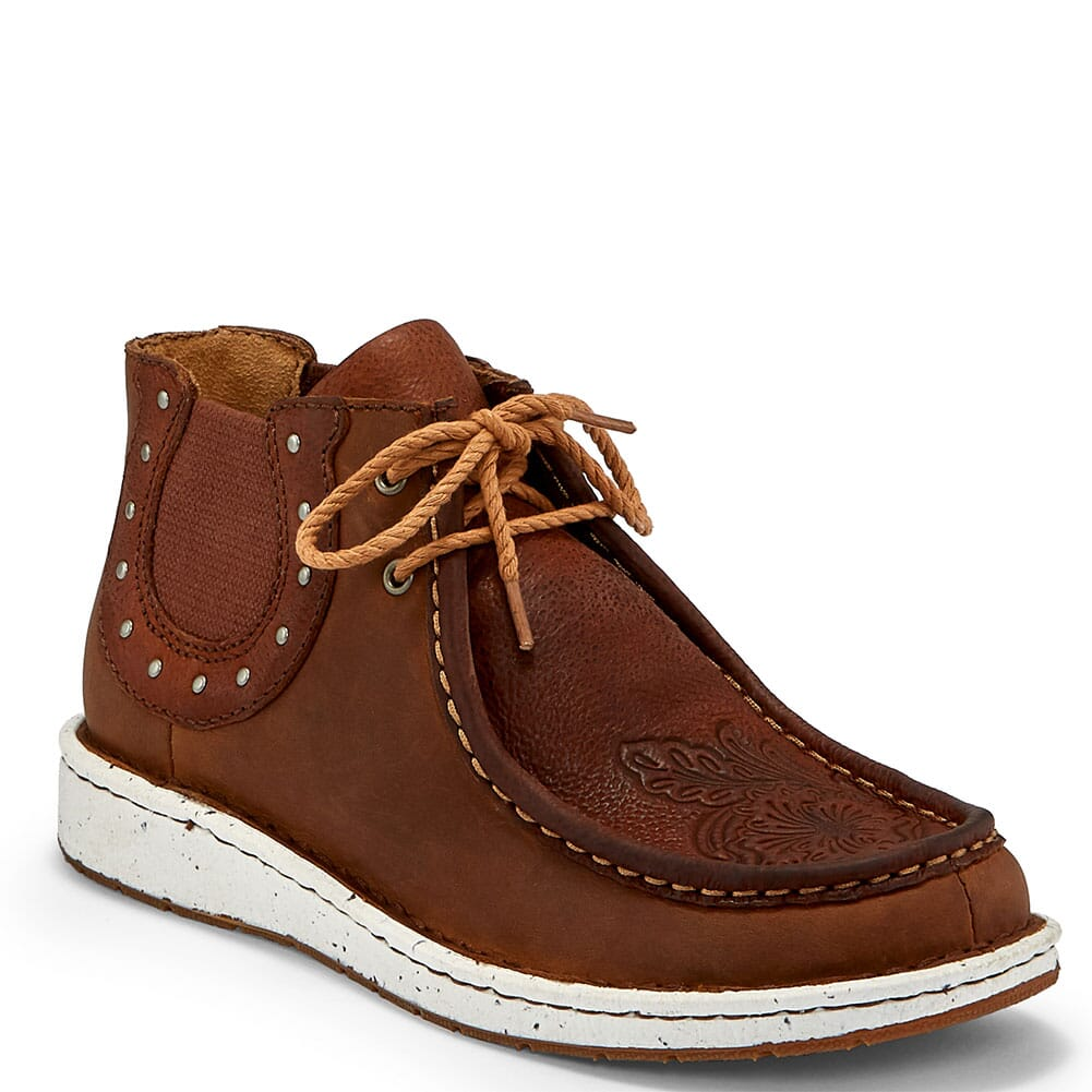 Image for Justin Women's Goodluck Casual Shoes - Bay from bootbay