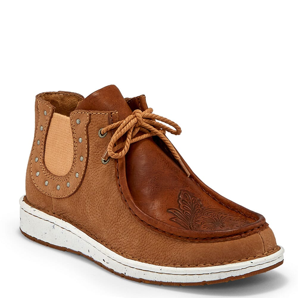 Image for Justin Women's Goodluck Casual Shoes - Sand from elliottsboots