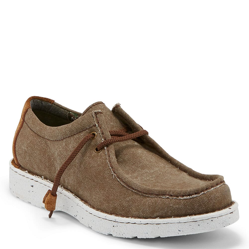 Image for Justin Men's Hazer Casual Shoes - Clay from bootbay
