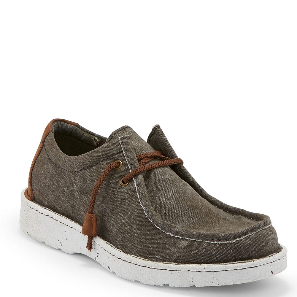 Image for Justin Men's Hazer Casual Shoes - Ash from bootbay