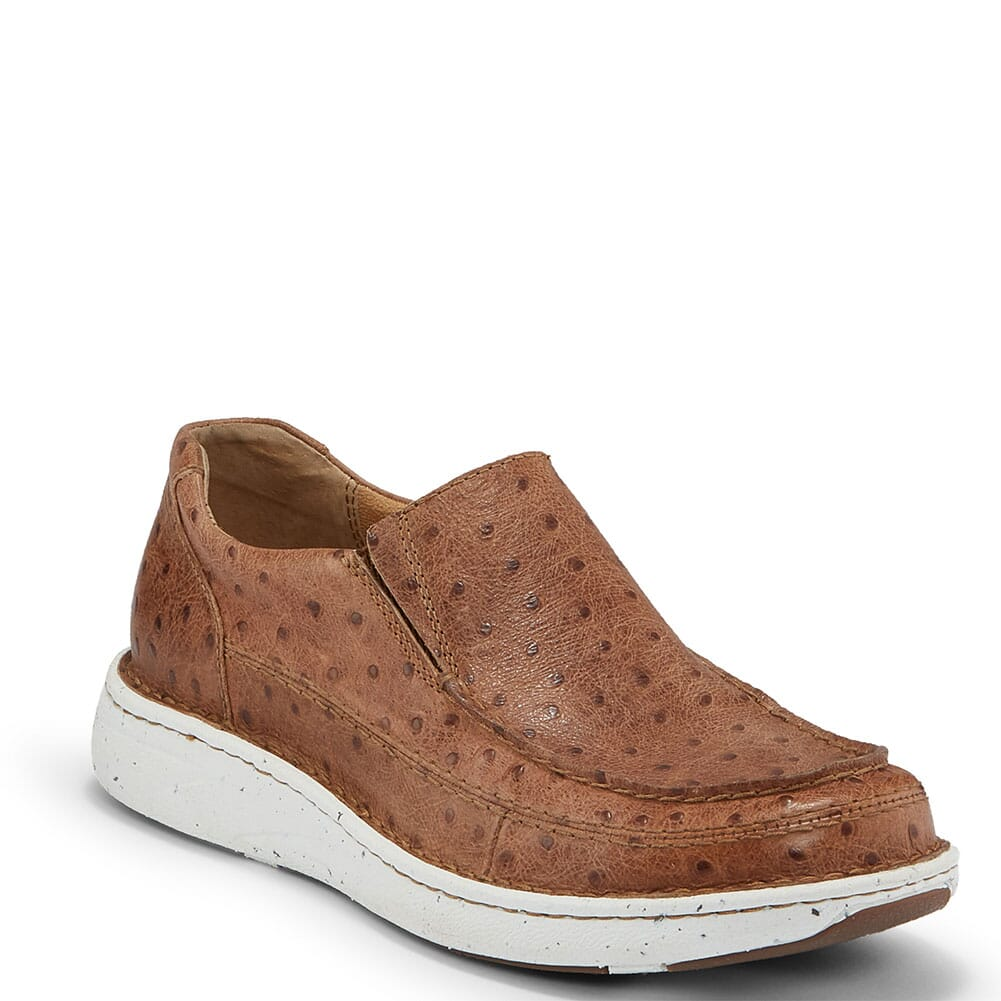 Image for Justin Men's Looper Casual Shoes - Tan from bootbay