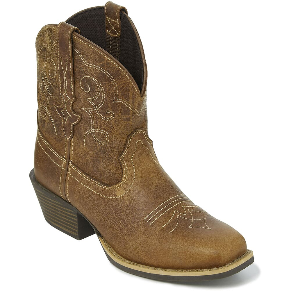 Image for Justin Women's Chellie Western Boots - Tan from elliottsboots