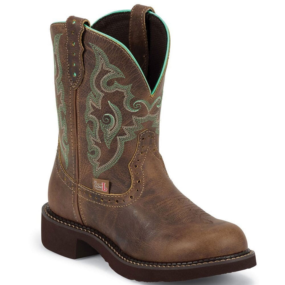 Image for Justin Women's Gypsy Western Boots - Tan from elliottsboots