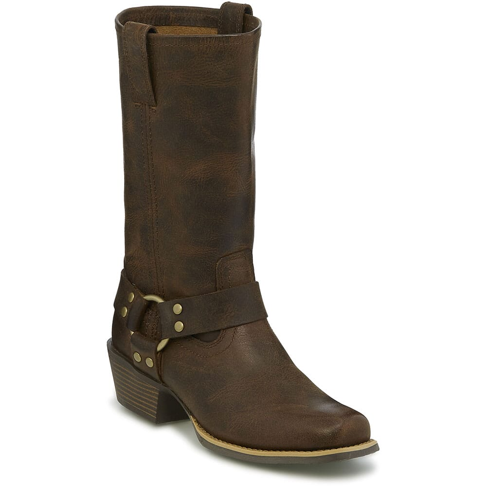 Image for Justin Women's Arissa Western Boots - Brown Heritage from elliottsboots