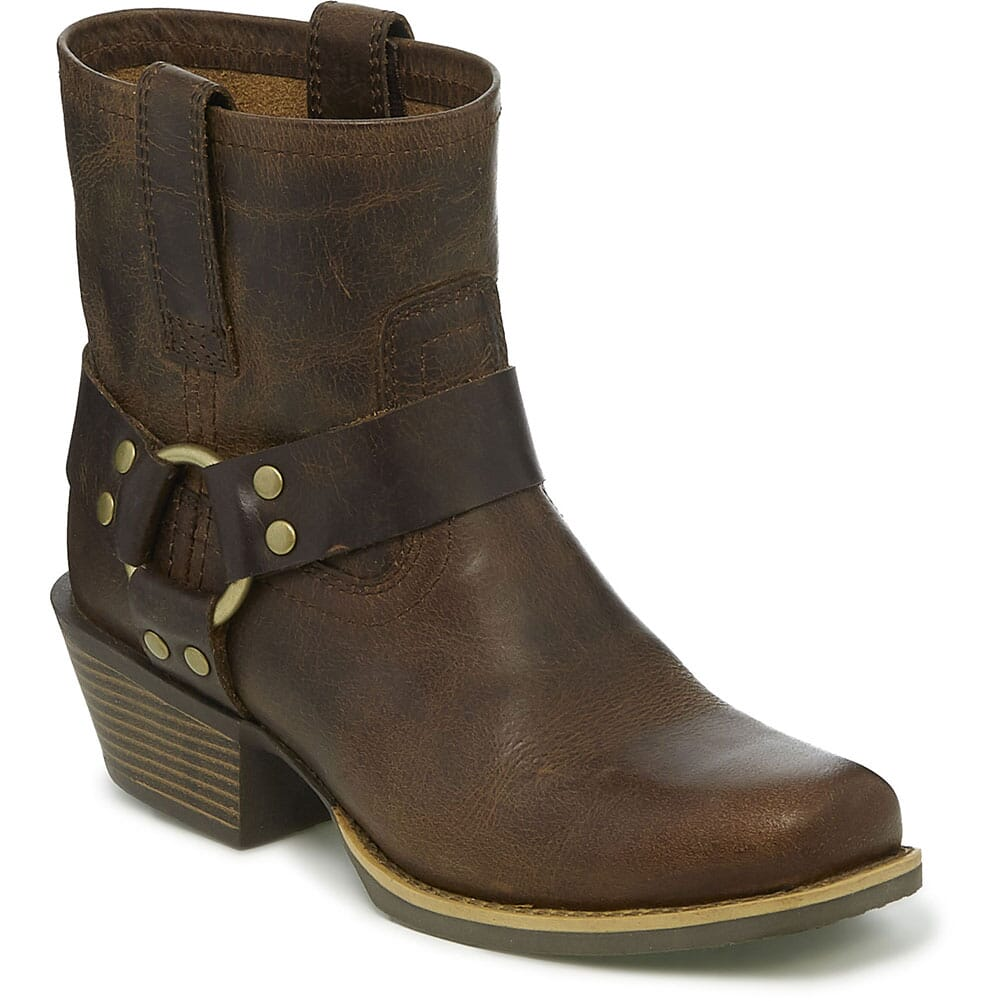 Image for Justin Women's Bridie Western Boots - Brown from elliottsboots