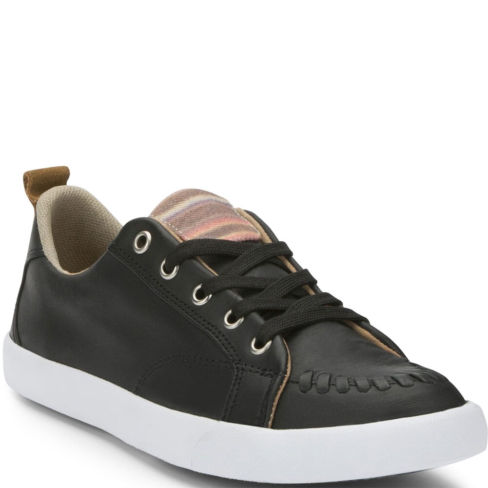 Image for Justin Women's Susie Casual Sneakers - Black from bootbay