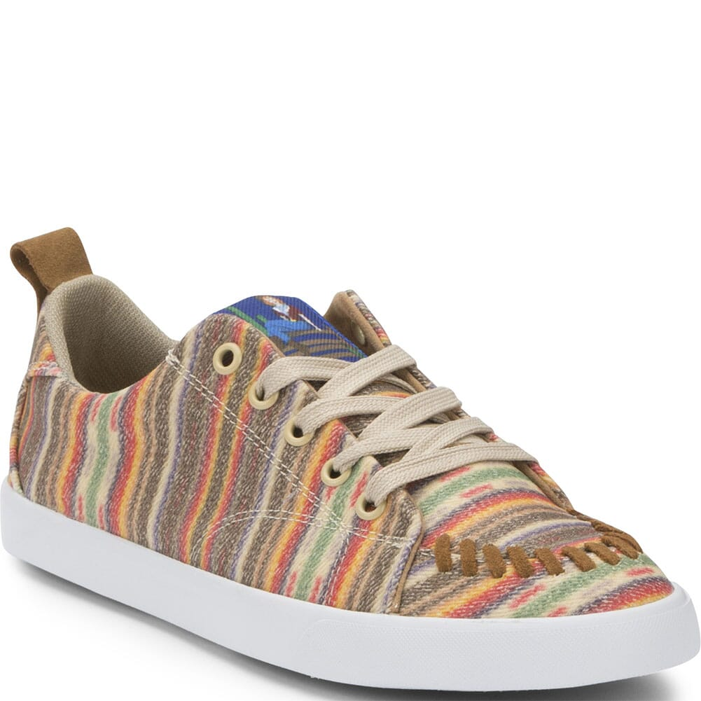 Image for Justin Women's Arreba Casual Sneakers - Multicolor from bootbay