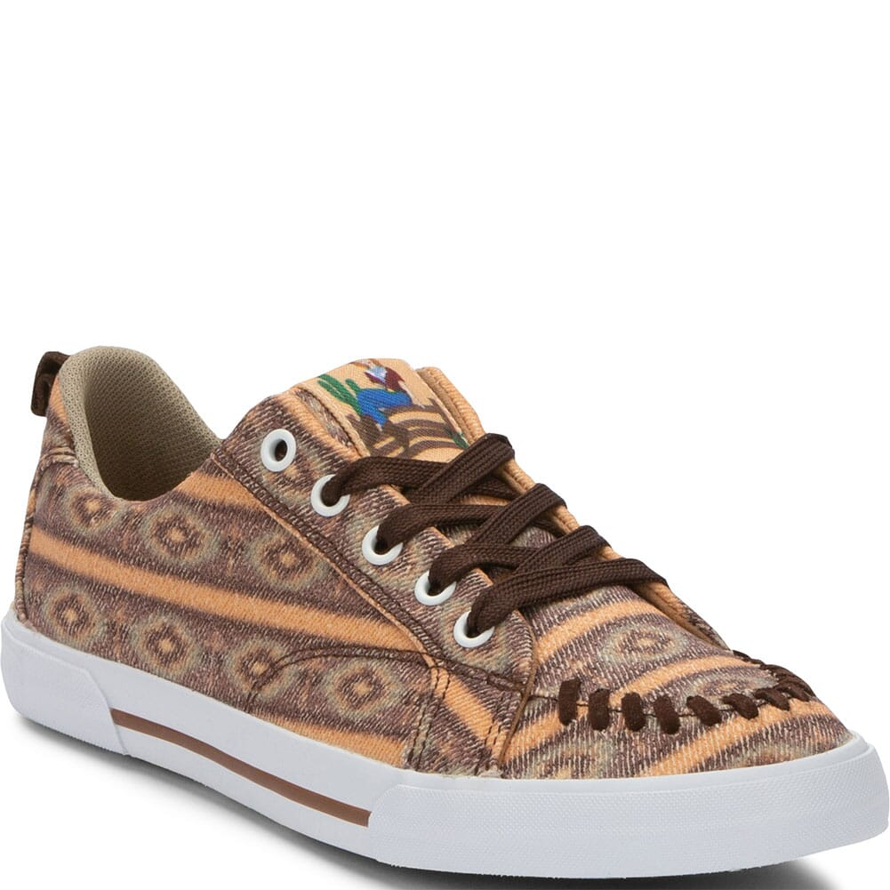 Image for Justin Women's Arreba Southwest Casual Sneakers - Multicolor from bootbay