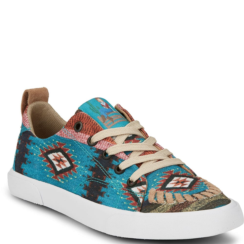Image for Justin Women's Arreba Casual Sneakers - Southwest from bootbay