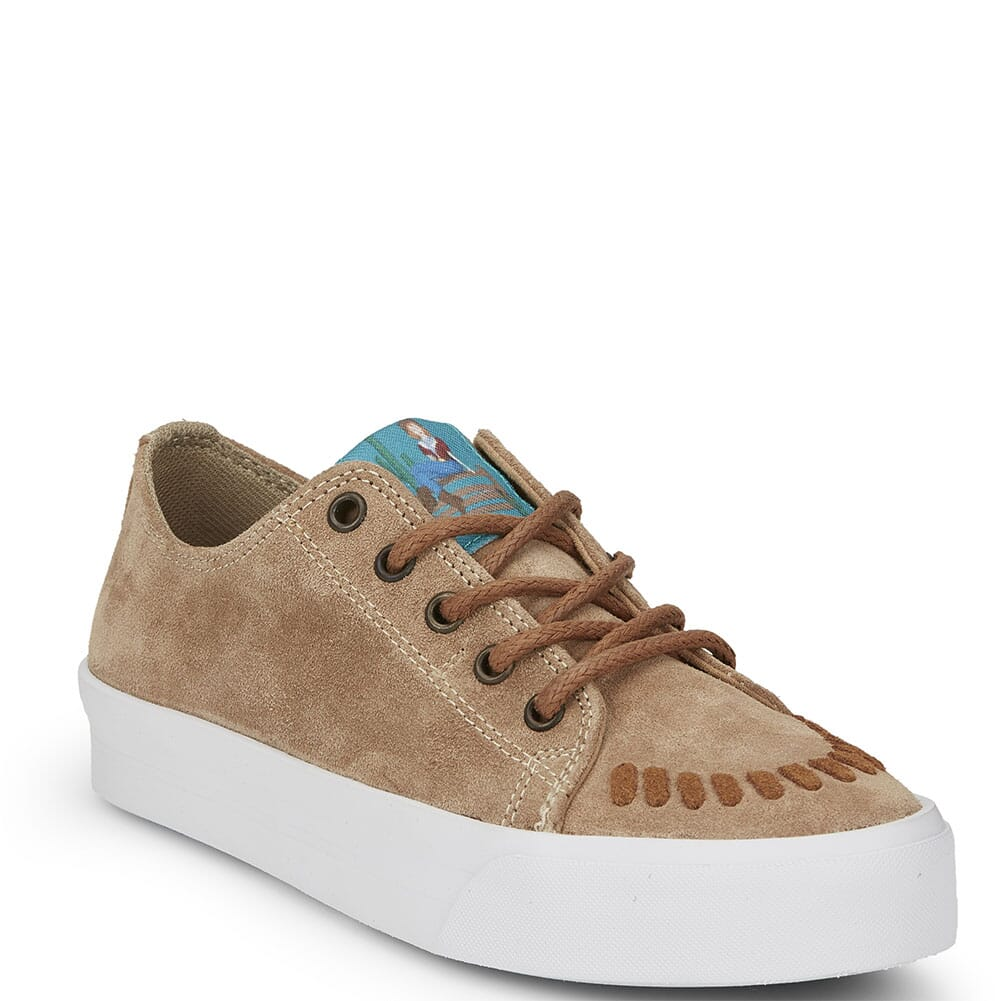 Image for Justin Women's Susie 2.0 Casual Sneakers - Tan from bootbay