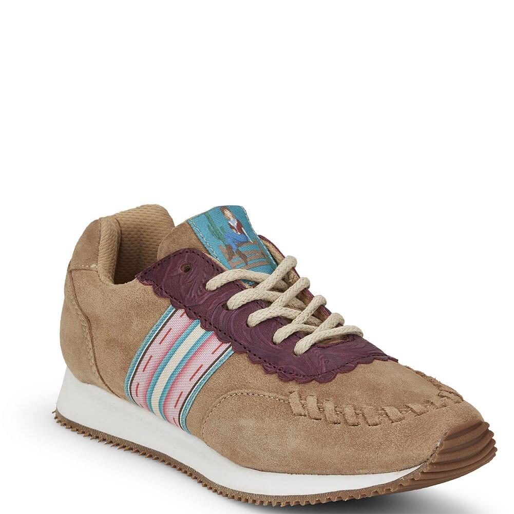 Image for Justin Women's Reba Runner Casual Sneakers - Tan from bootbay