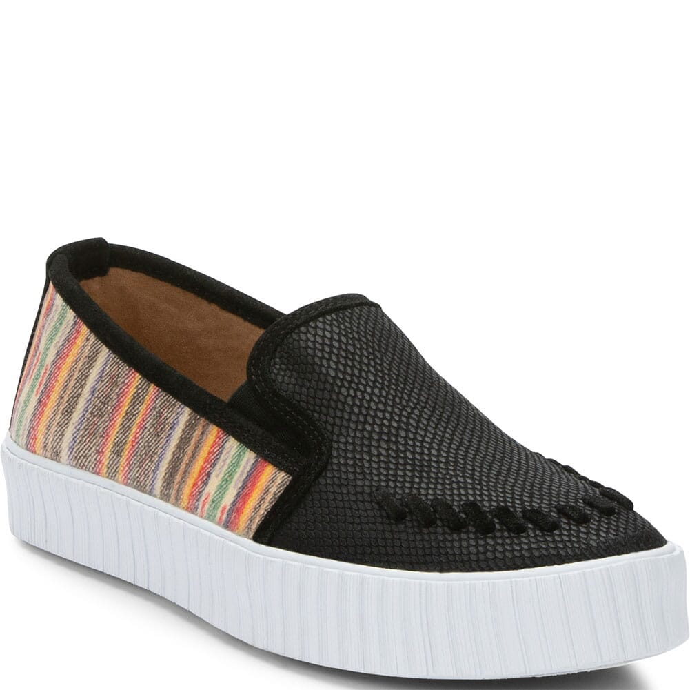 Image for Justin Women's Helen Serape Casual Sneakers - Black from bootbay