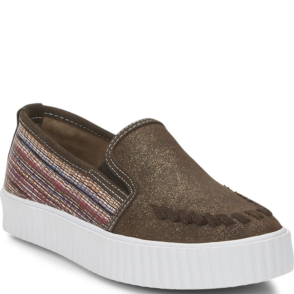 Image for Justin Women's Helen Casual Sneakers - Cognac from bootbay