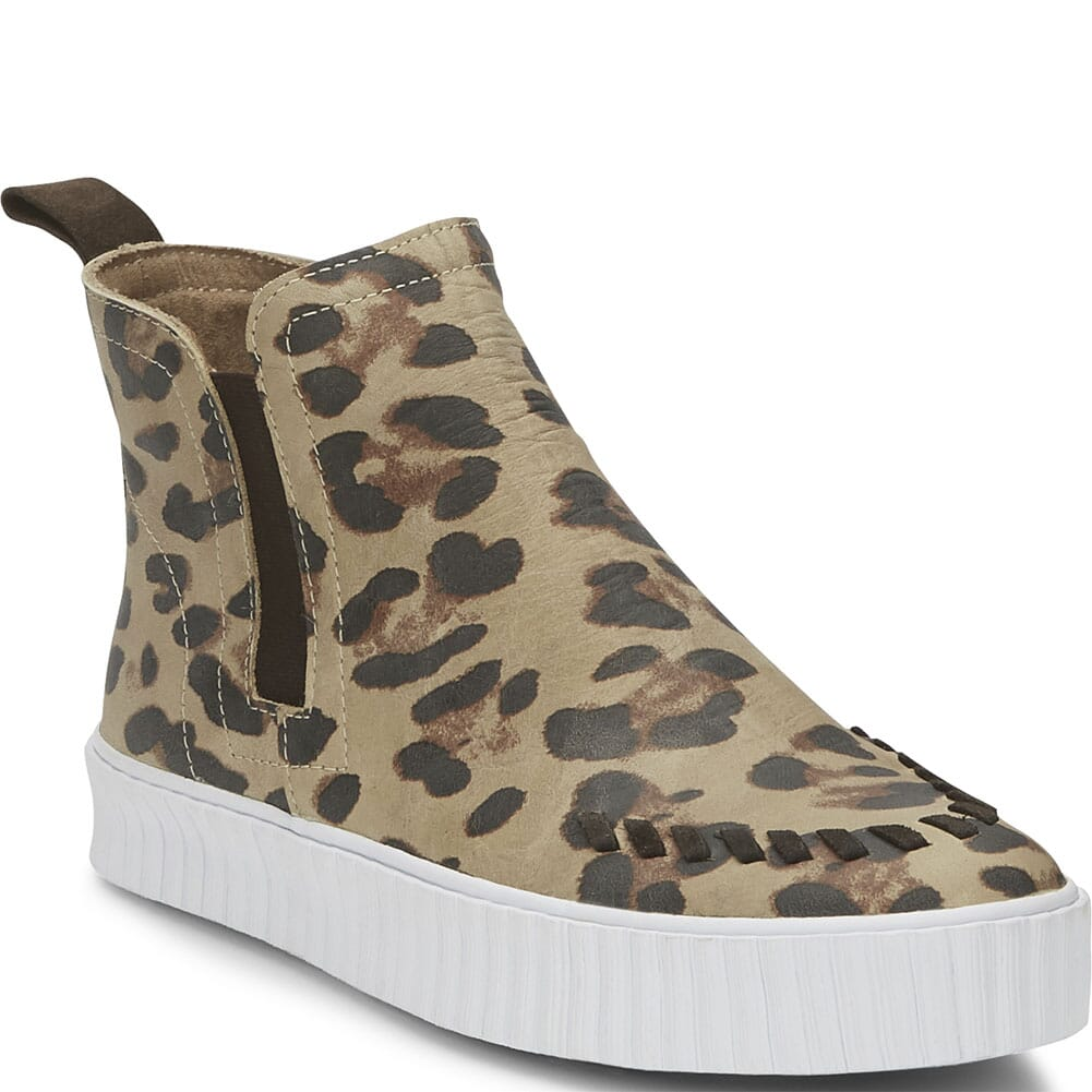 Image for Justin Women's Broadway Casual Sneakers - Cheetah from bootbay