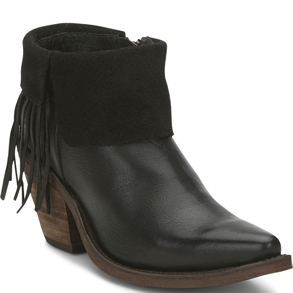 Image for Justin Women's Hope Casual Boots - Black from bootbay