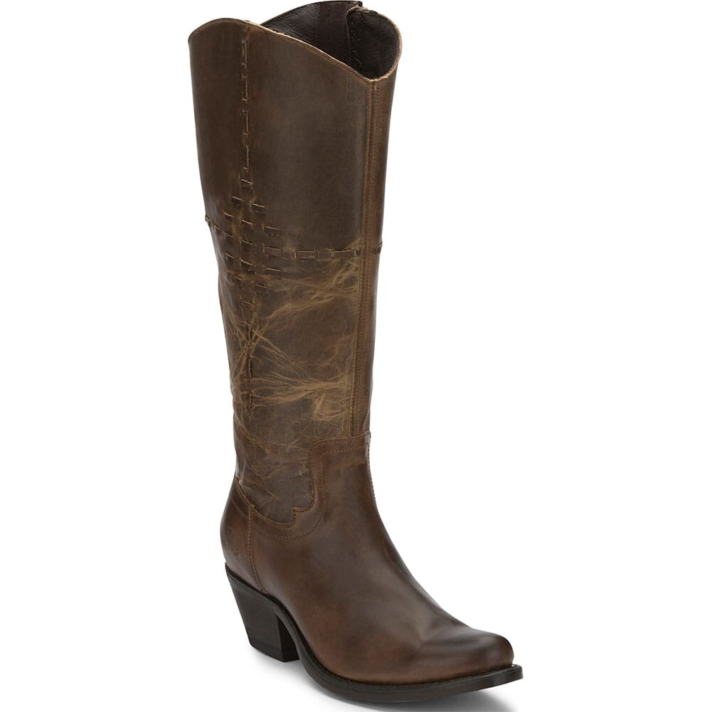 Image for Justin Women's Mcalester Casual Boots - Brown from bootbay