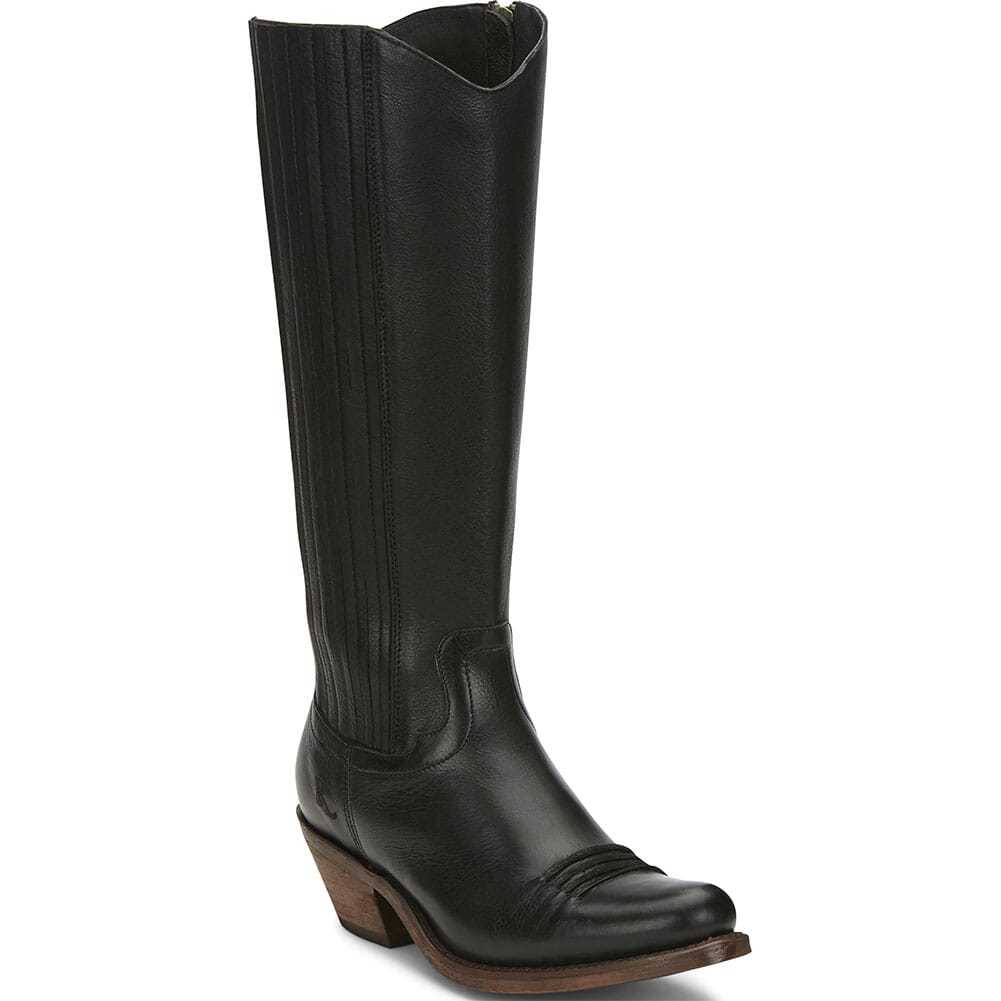 Image for Justin Women's Savannah Casual Boots - Black from bootbay