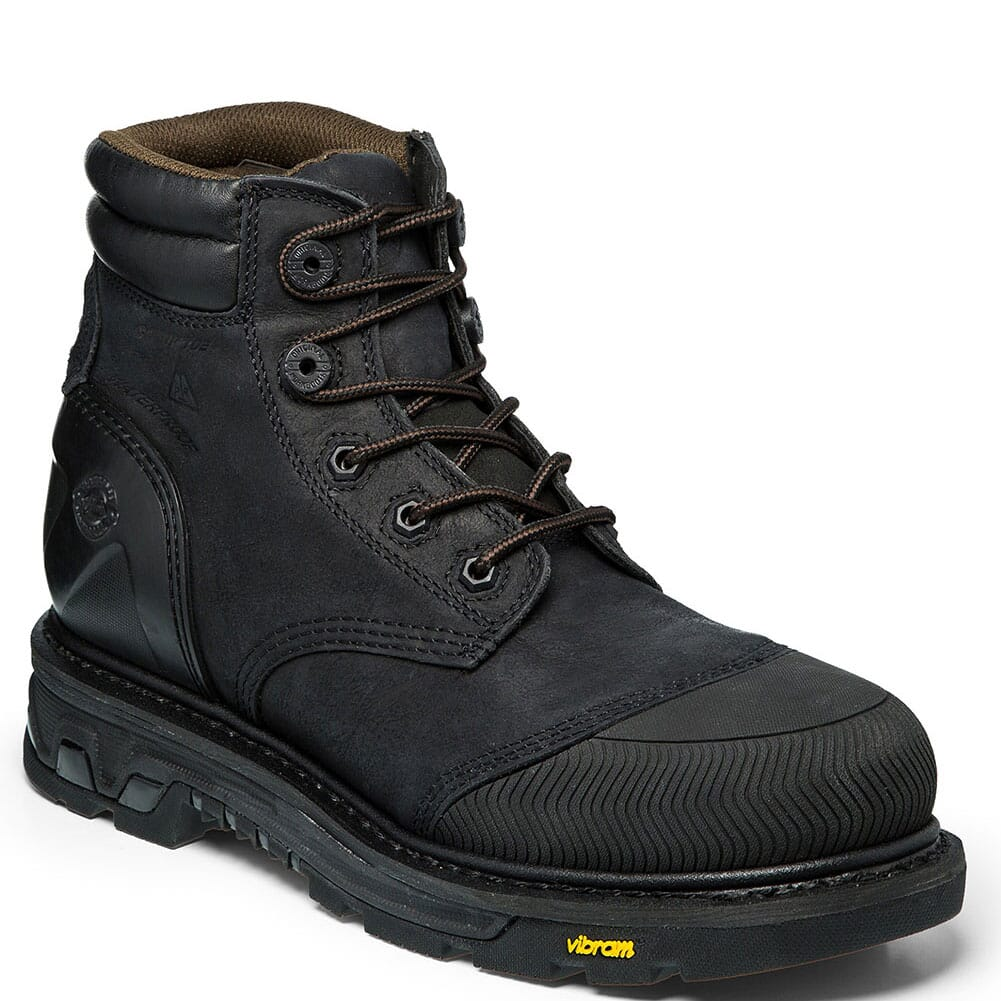 Image for Justin Original Men's Warhawk WP Safety Boots - Black from bootbay