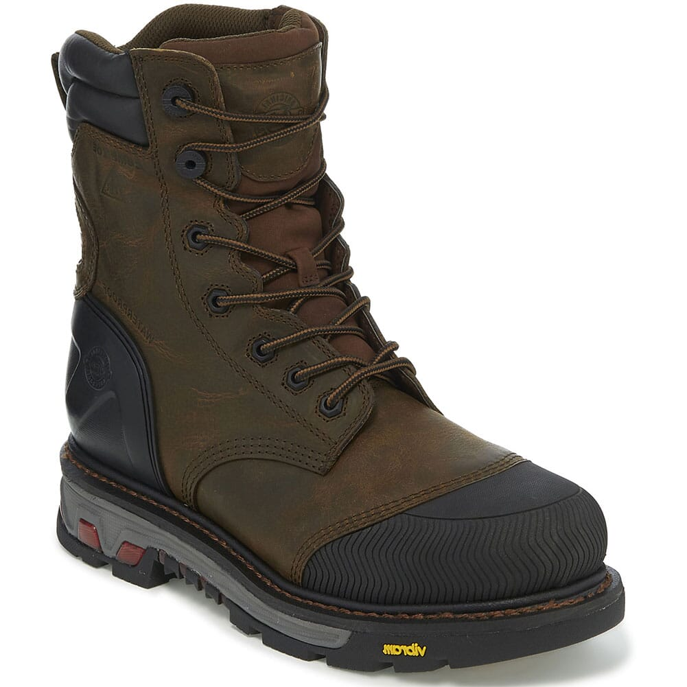 Image for Justin Original Men's Warhawk WP Safety Boots - Tan from bootbay