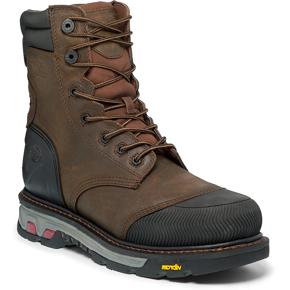 Image for Justin Original Men's Warhawk WP Safety Boots - Mechanic Tan from bootbay